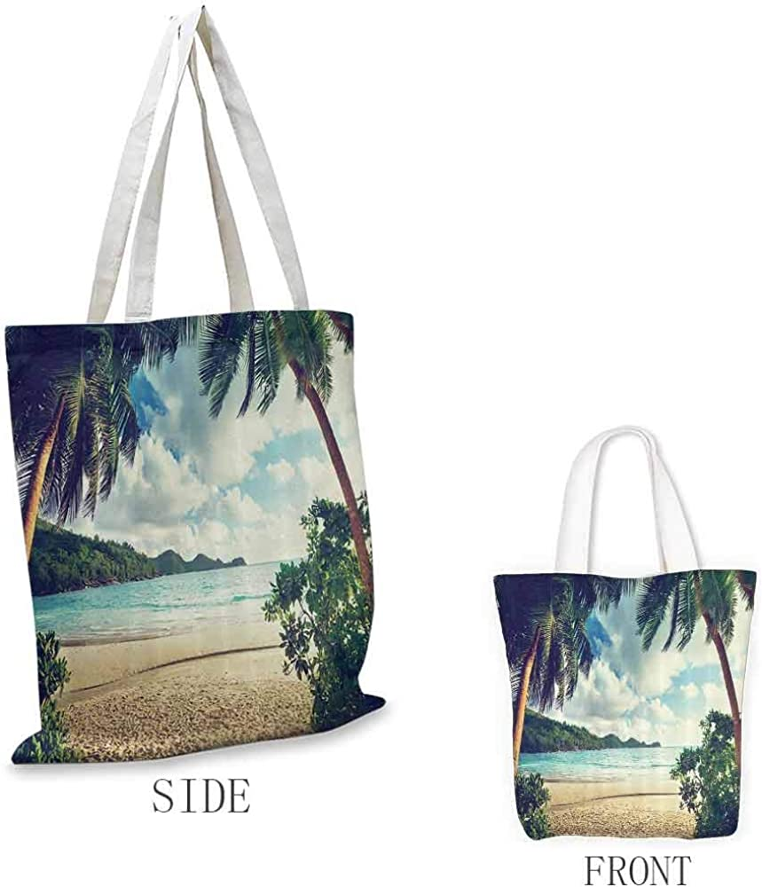 Handbag Palm Tree Decor...