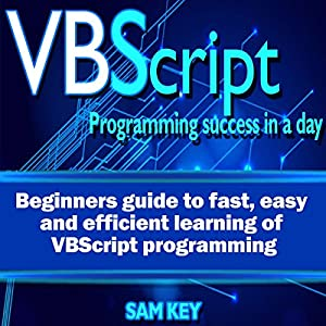 VBScript: Programming Success in a Day Audiobook