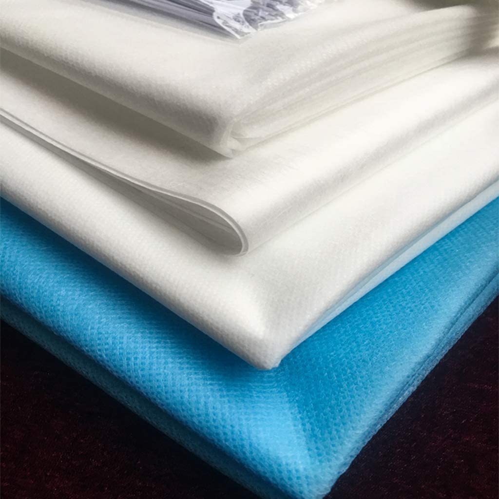 95/% Polypropylene Fiber Cloth DIY Four-Layer Material Non-woven Disposable Cloth Waterproof Fabric High Static Dustproof Melt-Blown Cloth