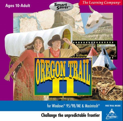 Oregon Trail 2 (Jewel Case) - PC/Mac