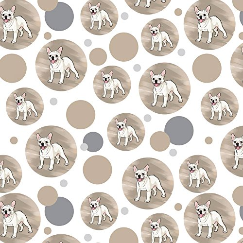 Best french bulldog gift wrap list