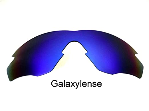 8f39544460 Galaxy Replacement Lenses For Oakley M2 Frame Blue Polarized ...