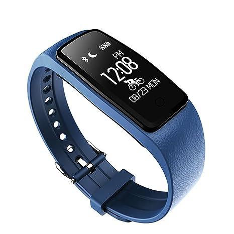 Pulsera inteligente, Soriace® Smart pulsera Fitness Tracker, IP67 ...