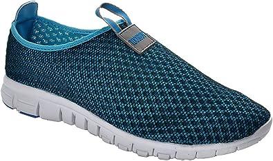 Transpirable Running Sport Zapatillas de Tenis, Aqua de Playa, al ...