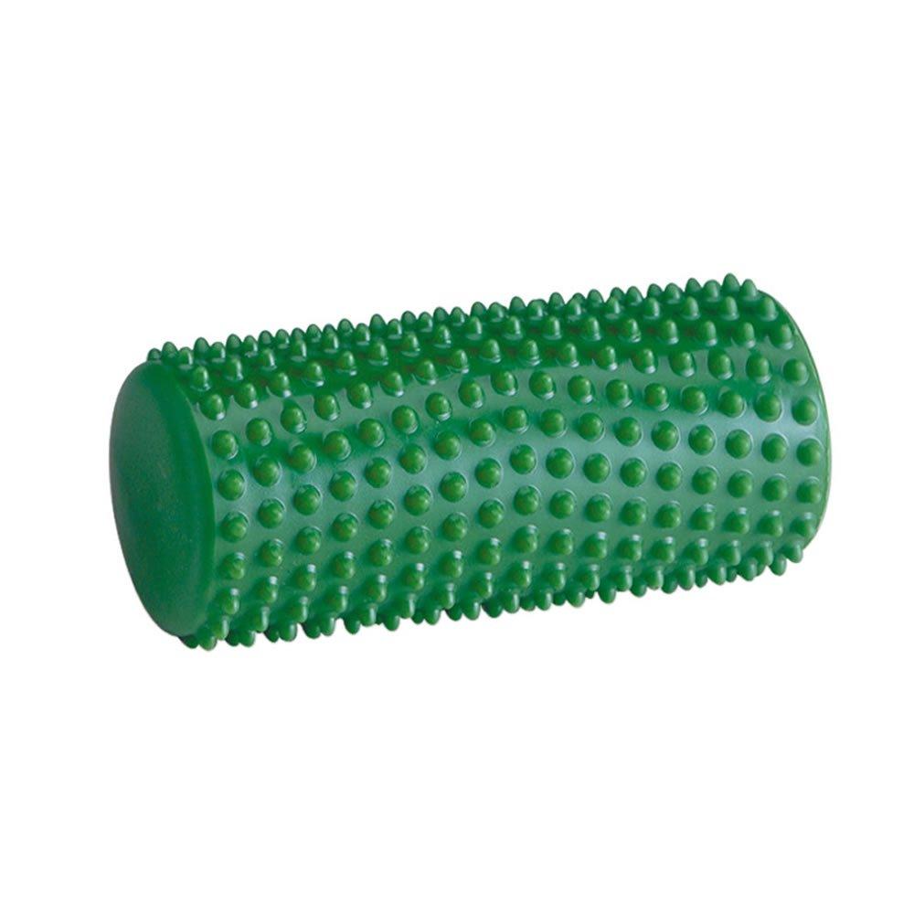 Gymnic Spikey Activ Masaje Roller 15cm - Relaja Músculos, Firma, Mejora Circulación Sanguínea, Reflexología Ejercicios, Rehabilitación, Tratamiento, Alivio del Dolor, Libre de Látex, Estimulación Muscular