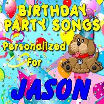 Jason, Can you Spell P-A-R-T-Y (Jaysen, Jayson) de
