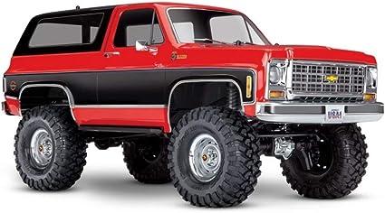 Amazon.com: Traxxas TRX-4 1/10 Trail Crawler Truck w/79 ...