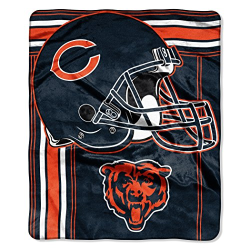 Chicago Bears Blanket Bears Fleece Blanket