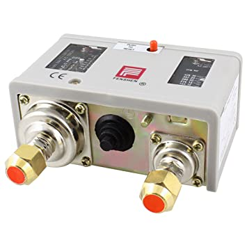 Sourcingmap a13010400ux0016-24a 16a 10 a 85 psi 135-175 psi manual de compresor