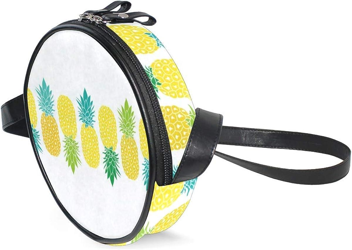Round Crossbody Bag...
