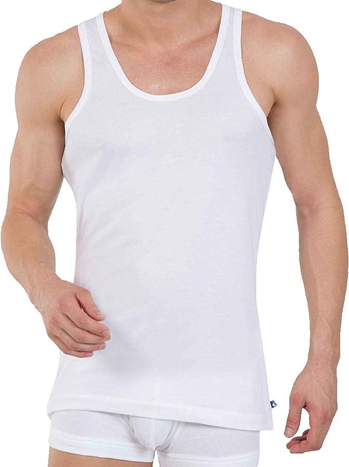 Jockey Classic Vest 3-Pack White