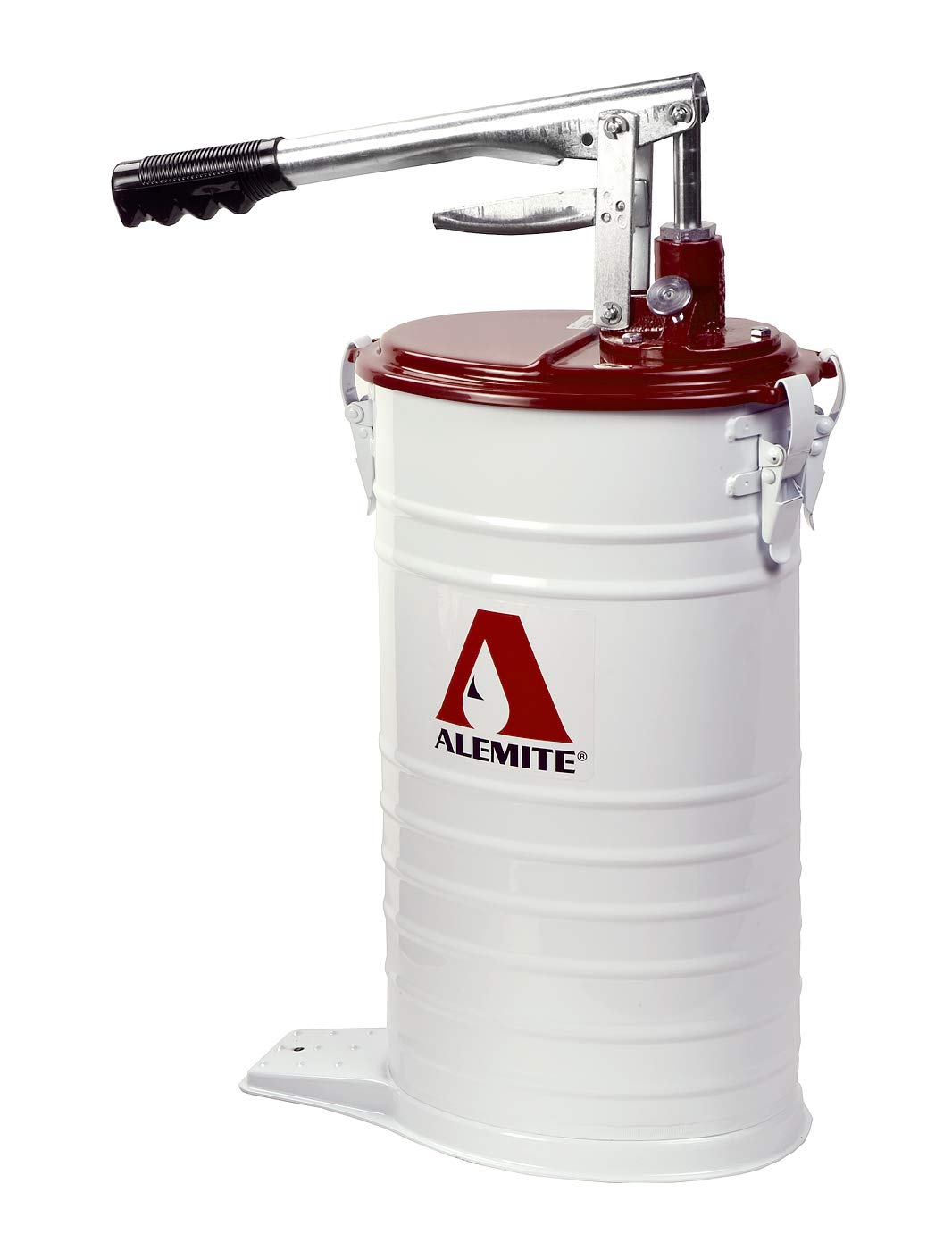 Alemite 7181-4 Volume Delivery Bucket Pump, 3/8'' Female NPTF Outlet