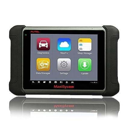 .com: autel maxisys ms906 automotive diagnostic scanner with ...