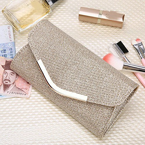 Cocktail Deals angel3292 Bag Evening Glitter Wedding Clearance Party Clutch Golden Luxury Women's Bling Purse 0Rq5RwAP