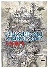 L'art du Château Ambulant par Miyazaki