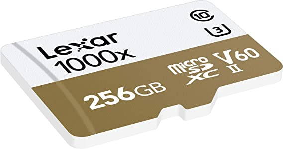 Lexar Professional 1000x 256gb Microsdxc Uhs Ii Computer Zubehör