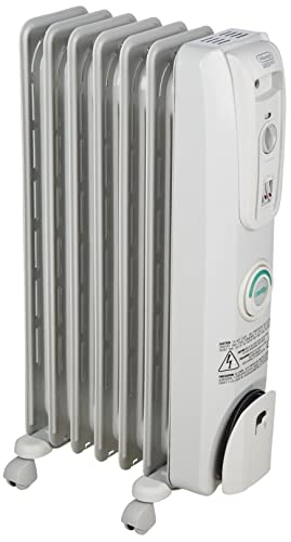 DeLonghi EW7707CM Safe Heat ComforTemp Portable Oil-Filled Radiator