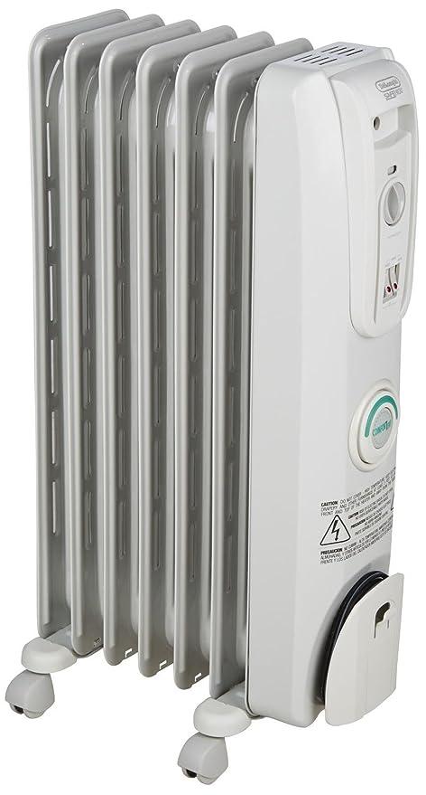DeLonghi Safe Heat Oil-Filled Radiator