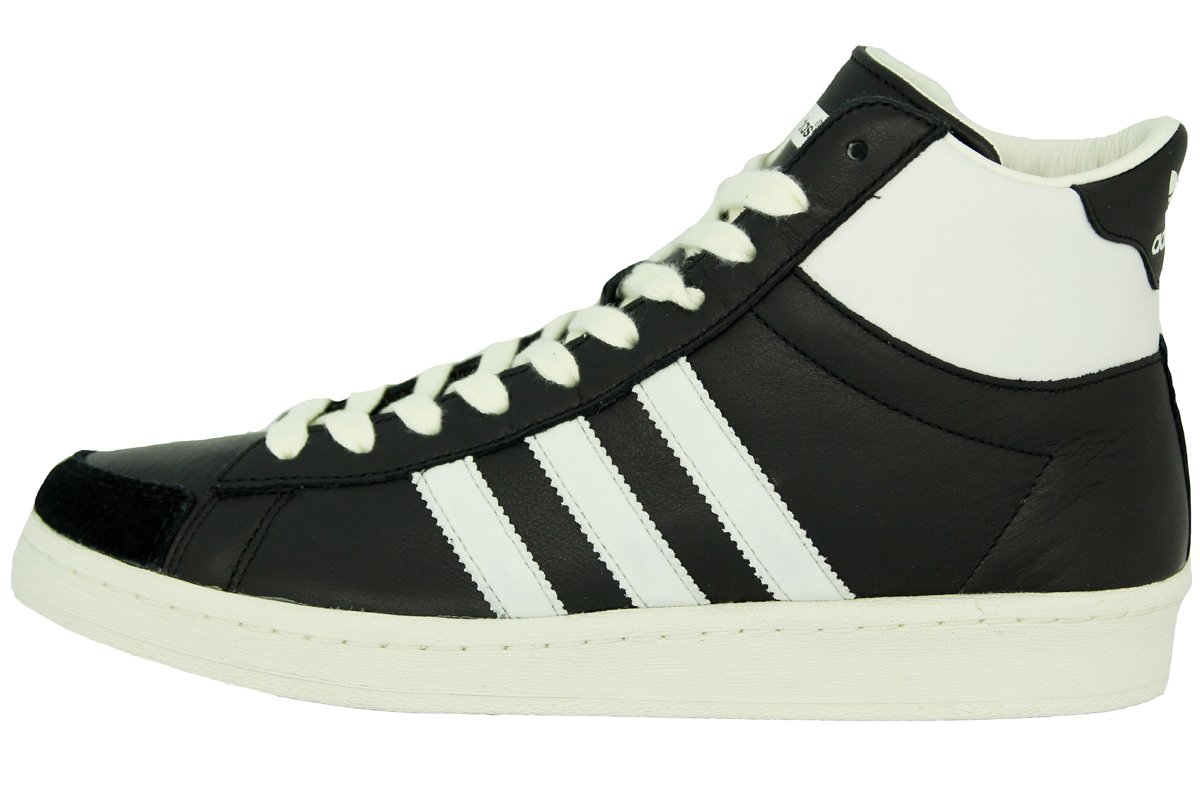 newest 525f7 9bb83 Adidas AO Hook Shot II Zapatillas Negro Blanco para Hombre Amazon.es  Deportes y aire libre