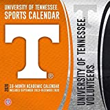 University Tennessee Volunteers 2020 Calendar