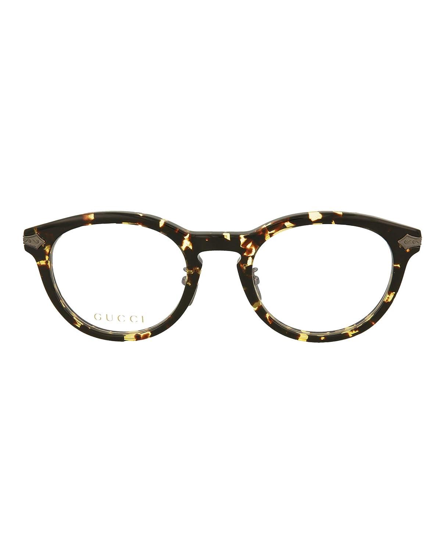 018320aca46 Amazon.com  Gucci GG0071O 002 Optical Frame Acetate  Health   Personal Care