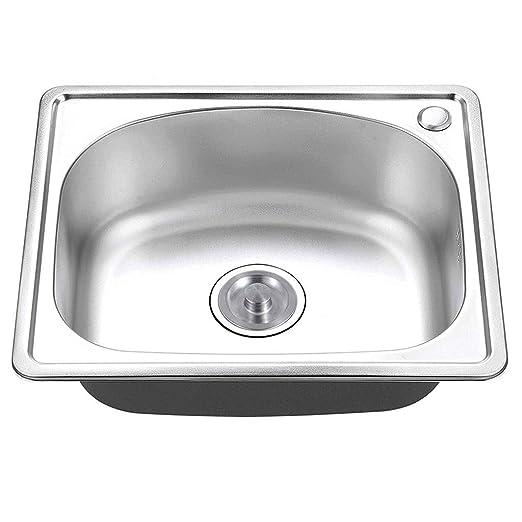 Kitchen Sink. Fregadero de Cocina, 1.0 Fregadero Cuadrado de ...