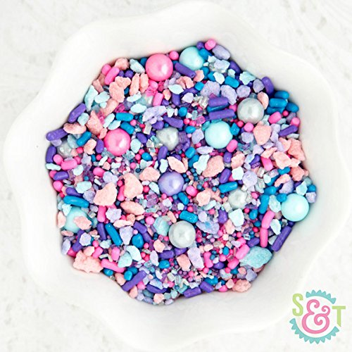 Sweet Sprinkle Mixes (Cotton Candy)
