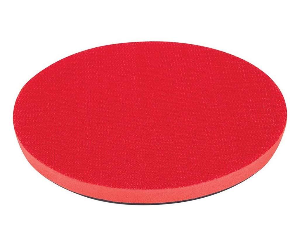 LINSUNG polierscheibe schleifscheibe Hexagon kunststoff stick schleifkopf kunststoff rad saugnapf schraube eva schwamm M14 100mm 100mm
