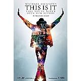 MICHAEL JACKSON マイケルジャクソン - (絶版ポスター)This Is It/ポスター 【公式/オフィシャル】