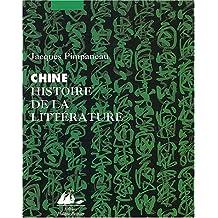 Chine: histoire de la littérature