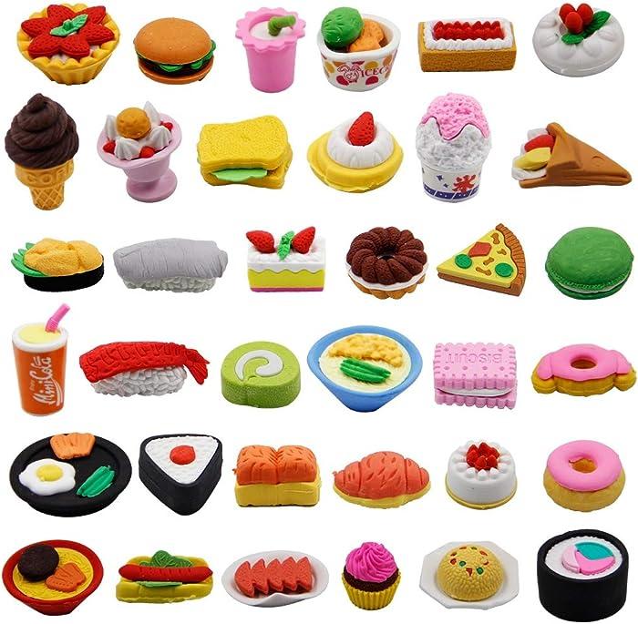 Top 10 Assorted Food