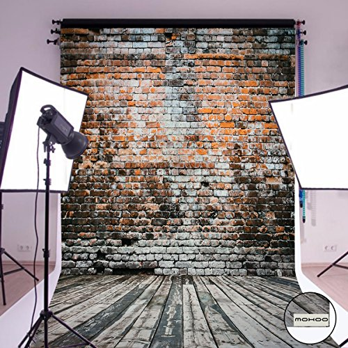 mohoo-photography-background-5x7ft-cotton-polyster-brick-wall-wood-floor-backdrop-collapsible-and-wa