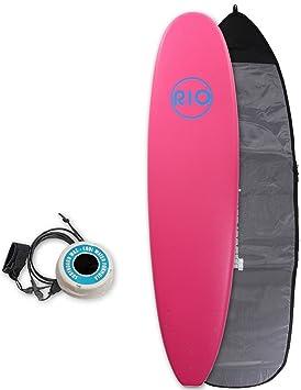 De grosor para tabla de surf suave Alder 213,36 cm , 0 - El