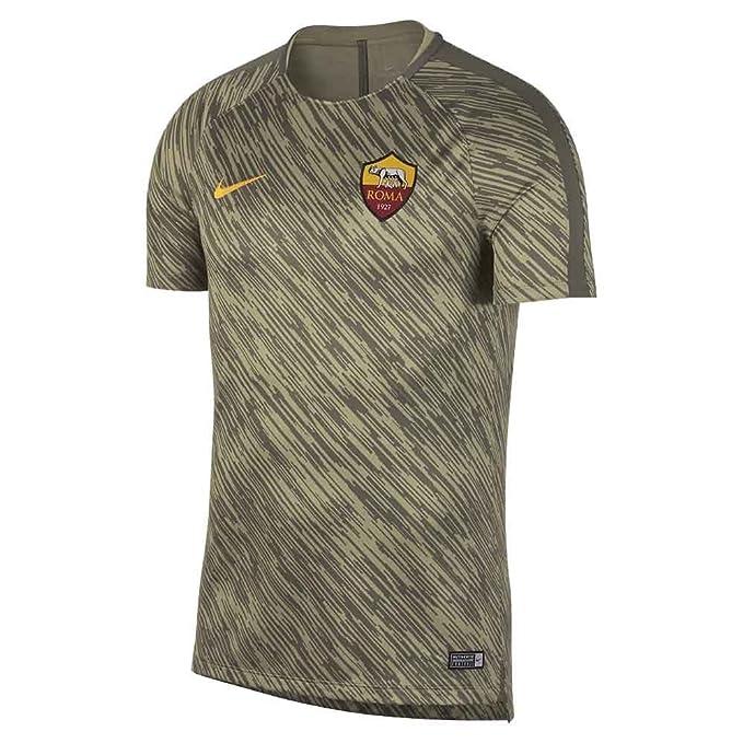 Amazon.com: Nike playera de fútbol de Barcelona seco Squad ...