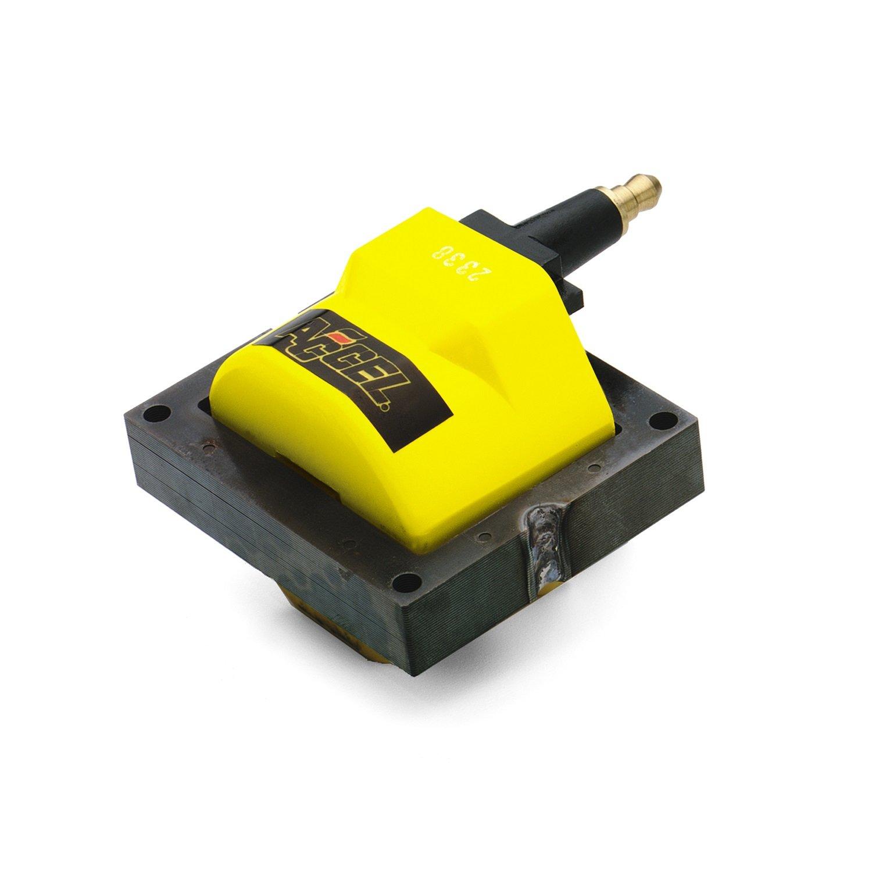 Amazon.com: ACCEL (ACC 140011) GM HEI Remote Mount Super Coil: Automotive