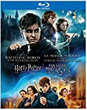 Image of Wizarding World 9-Film Collection [Blu-ray] (Bilingual)