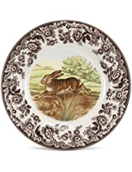 Тарелка Spode Woodland Rabbit Salad Plate