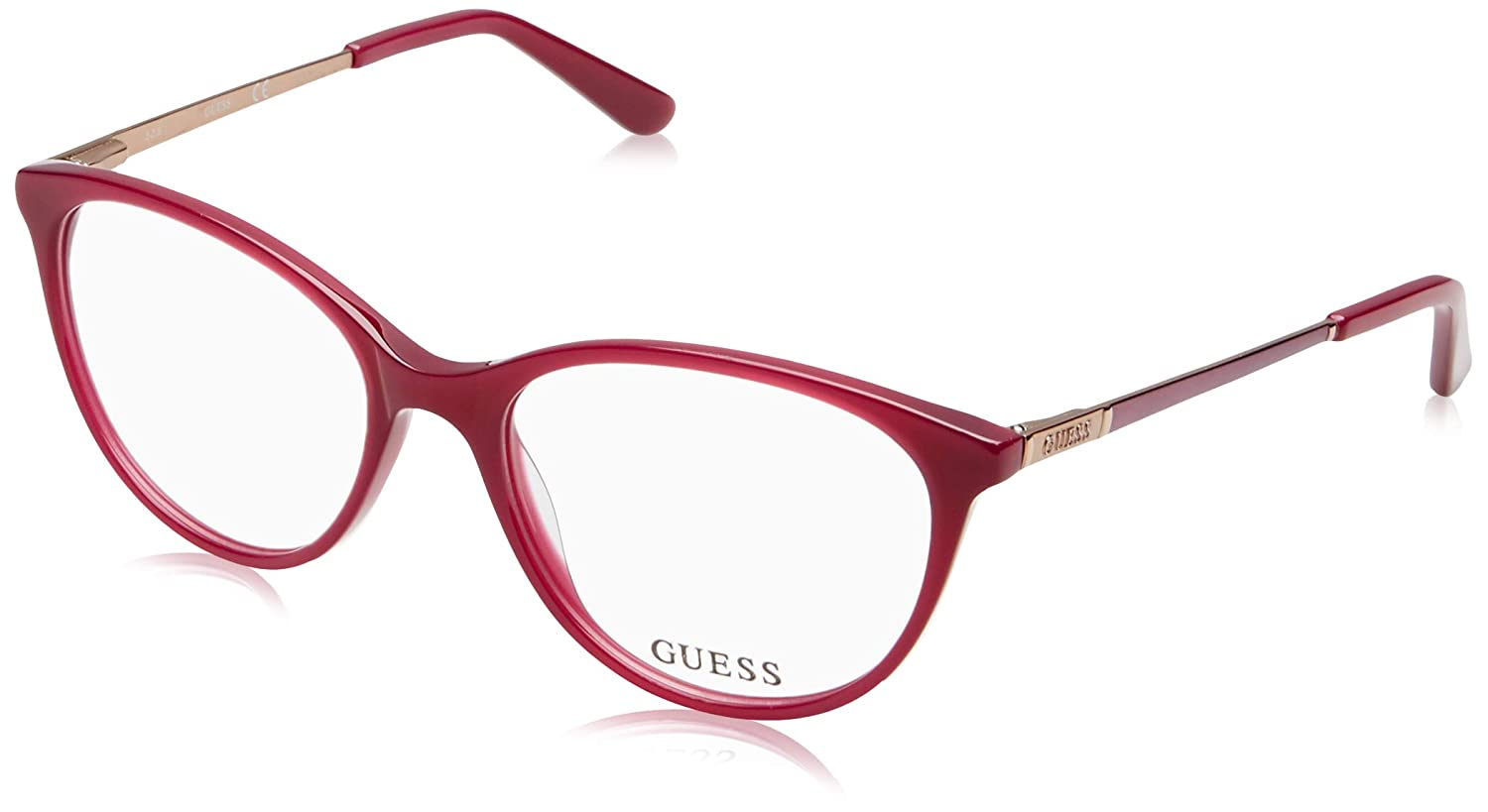 Guess GU 2557 52032 Gold Eyeglasses