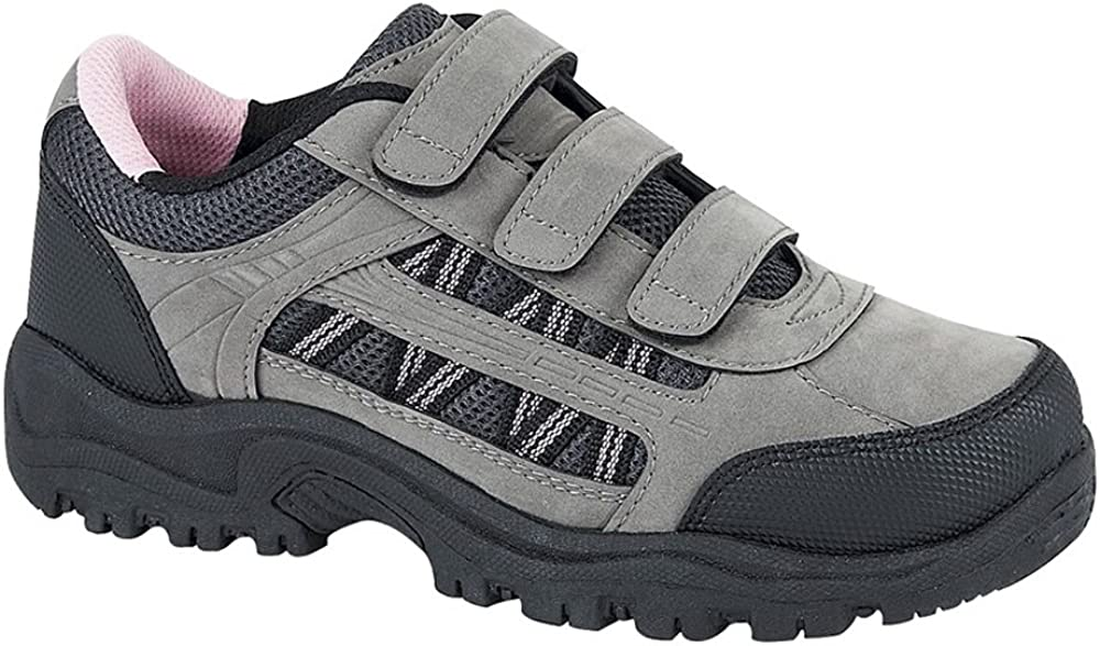 Trail Padded Comfort Walking Ankle Boot