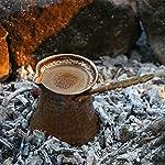 Nosy-Nomad-Caffettiera-Turca-Caffettiera-in-Rame-Cezve-per-caff-Turco-Macchina-per-caff-araba-ibrik-con-Manico-Pentola-in-Rame-martellato-ottomana-Fatto-a-Mano-4-porzioni