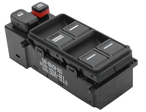 Honda A12 Service >> Amazon Com Bapmic 35750 Sda A12 Power Window Master Switch For 2003