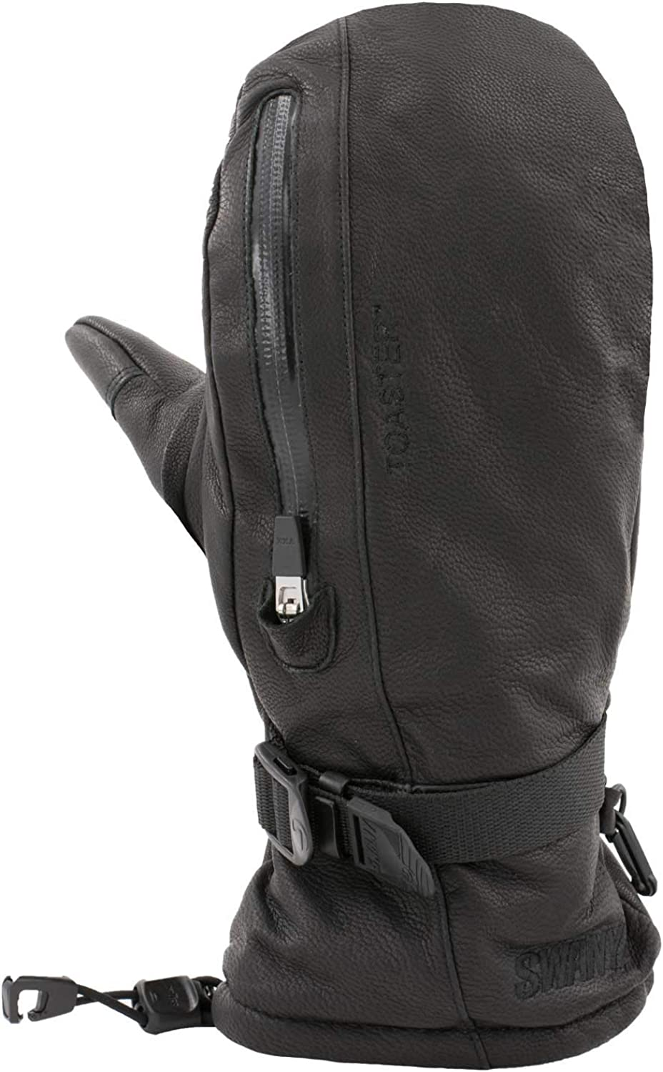 Swany Legend Touch Screen Mittens - Men's - Black