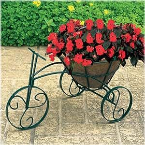 Cobraco trcfp b jardinera triciclo bricolaje y - Amazon jardineras ...