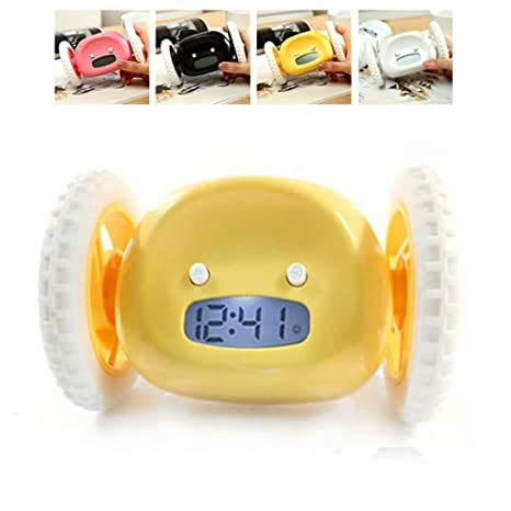 TKSTAR 4 colores diseño creativo LCD Protector de pantalla reloj de alarma hogar dormitorio sala de