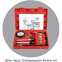 Qiilu Kit de Prueba de Compresión de Cilindro