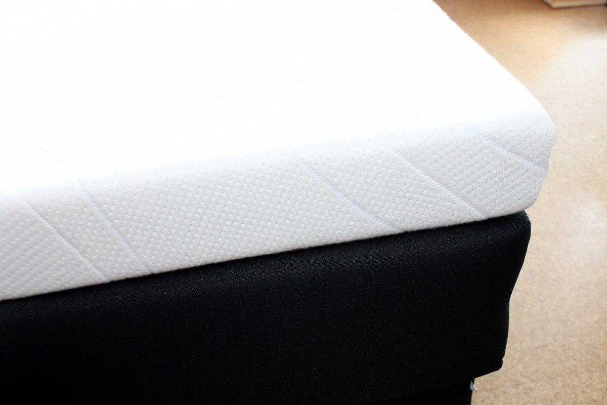 SW Bedding Viscoelastische Matratzenauflage 200 x 200 x 7cm H3 H3 H3 mit Bezug medicare Boxspringbett Auflage - 30 Tage Probeschlafen 0499ba