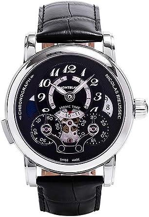 Orologio Montblanc Nicolas Rieussec automatic chronograph 107070