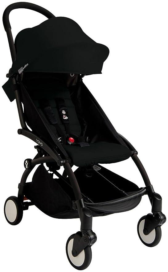 BabyZen 2016 Yoyo+ Stroller-Black Frame (Black) by Baby Zen: Amazon.es: Bebé