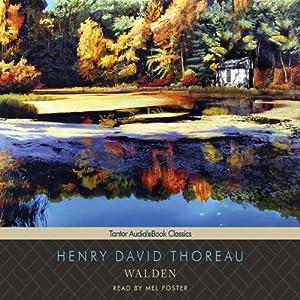 Walden Hörbuch