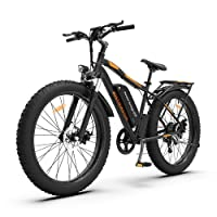 Deals on Aostirmotor 750W Motor 26-inch Fat Tire Ebike + $40 Newegg GC